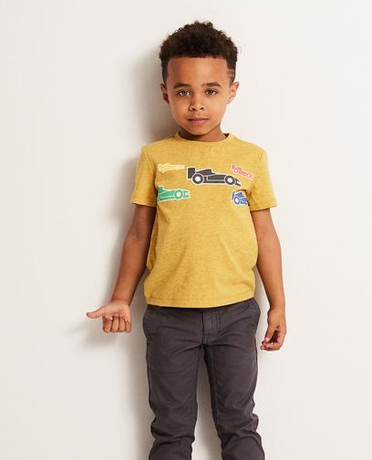 T-Shirt mit Autoprint